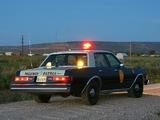 Dodge Diplomat Police Car 1981–89 images