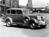 Dodge DRXX 4-door Sedan 1934 photos