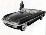 Dodge Firearrow Roadster I Concept Car 1954 images