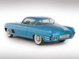 Wallpapers of Dodge Firearrow Sport Coupe Concept Car 1954