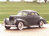 Dodge Hayes Coupe 1939 wallpapers