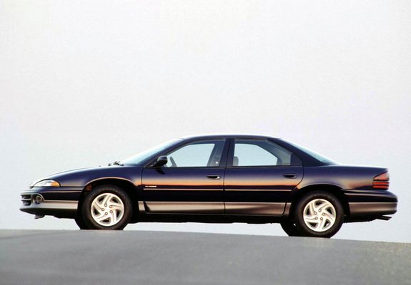 1993 Dodge Intrepid Related Infomation Specifications