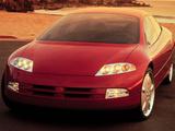 Photos of Dodge Intrepid ESX2 Concept 1998