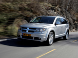 Dodge Journey US-spec 2008–10 wallpapers