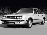 Images of Dodge Lancer 1985–89