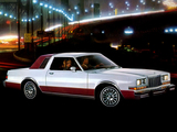 Dodge LeBaron Sport Coupe 1981 images