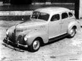 Dodge Luxury Liner (D11) 1938–39 photos