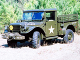 Pictures of Dodge M37 Military Truck (T245) 1951–68