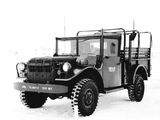 Dodge M37 (T245) 1951-56 wallpapers