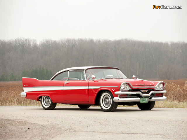 Dodge mayfair 2 door hardtop 1957 images 640x480 for 1957 dodge 2 door hardtop