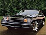 Dodge Mirada 1981 wallpapers
