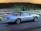 Photos of Dodge Mirada 1982