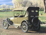 Wallpapers of Dodge Model 30 Touring 1917–21