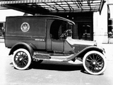 Pictures of Dodge Model BC Panel Delivery 1918–21