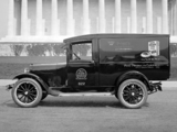 Pictures of Dodge Model DC ¾ ton Panelside 1926