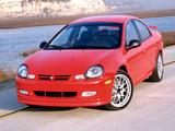 Photos of Dodge Neon R/T 2001