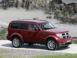 Dodge Nitro UK-spec 2007–09 wallpapers