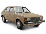 Dodge Omni 1978–90 images