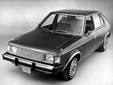 Dodge Omni 1978–90 pictures