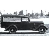 Dodge Screenside Pickup 1933 pictures