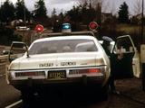 Dodge Polara Police 1973 photos