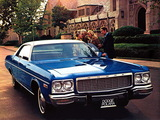 Photos of Dodge Polara Custom 4-door Hardtop 1973