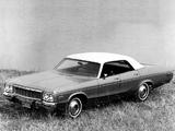 Pictures of Dodge Polara 4-door Hardtop 1973