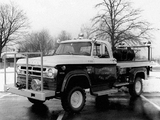 Images of Dodge W300 Power Wagon Rescue by Maxim 1971