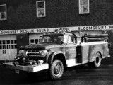 Wallpapers of Dodge Power Wagon Firetruck 1968