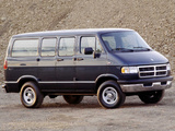 Dodge Ram Van 1994–2003 wallpapers