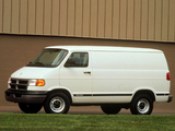 Photos of Dodge Ram Van 1994–2003