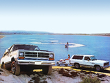 Dodge Ramcharger 1987 wallpapers