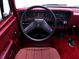 Dodge Ramcharger 1988 images