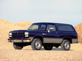 Pictures of Dodge Ramcharger 1992