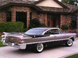 Dodge Custom Royal Lancer Hardtop Coupe 1959 wallpapers