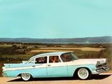 Photos of Dodge Custom Royal Sedan 1957