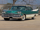 Photos of Dodge Custom Royal Lancer Hardtop Coupe 1959