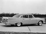 Wallpapers of Dodge Royal Sedan 1957