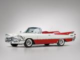 Wallpapers of Dodge Custom Royal Convertible 1959