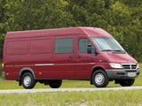 Images of Dodge Sprinter Van 2002–06
