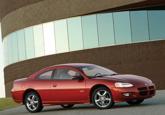 Wallpapers of Dodge Stratus R/T Coupe 2001–04 (1600x1200)