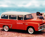 Dodge Town Wagon 1957 wallpapers