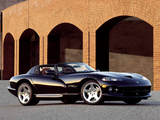 Dodge Viper RT/10 1996–2002 photos