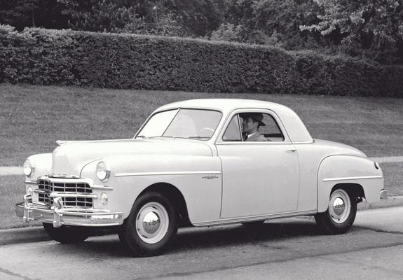 Dodge wayfarer coupe 1949 images for 1949 dodge 2 door sedan