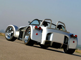 Donkervoort J25 Concept 2003 wallpapers