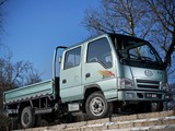Pictures of Jiefang 501 Double Cab (J3360) 2010