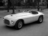 Ferrari 166 MM Touring Barchetta 1948–50 wallpapers