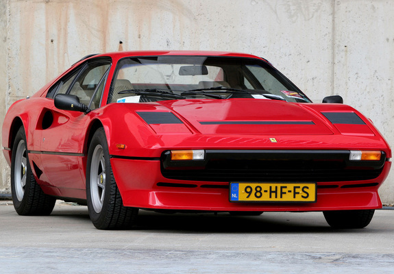 Download / Preview - Ferrari 208 GTB Turbo 1982–85 pictures