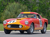 Ferrari 250 GT Berlinetta Tour de France 1958–59 photos