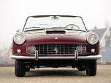 Wallpapers of Ferrari 250 GT Cabriolet (Serie II) 1959–62